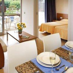 Отель Aparthotel Comtat Sant Jordi 3* Апартаменты разные типы кроватей