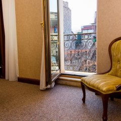 Отель Boutique Villa Mtiebi 4* Стандартный номер с двуспальной кроватью фото 7