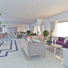 Altinorfoz Hotel Турция, Силифке - отзывы, цены и фото номеров - забронировать отель Altinorfoz Hotel онлайн интерьер отеля