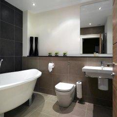 Отель The Chester Residence Великобритания, Эдинбург - отзывы, цены и фото номеров - забронировать отель The Chester Residence онлайн ванная