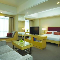 Berjaya Times Square Hotel, Kuala Lumpur 4* Студия с различными типами кроватей фото 5