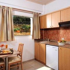 Notos Heights Hotel & Suites 4* Апартаменты с различными типами кроватей фото 13