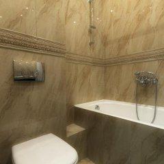 Гостиница Онегин Номер с общей ванной комнатой с различными типами кроватей (общая ванная комната) фото 25