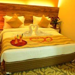Pearl City Hotel 3* Номер Делюкс с двуспальной кроватью фото 4