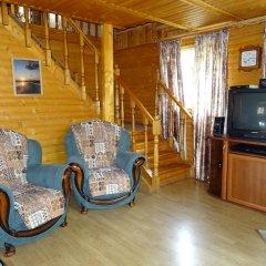 Гостиница Cottages Shemelinka интерьер отеля