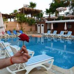 Semt Luna Beach Hotel - All Inclusive 2* Стандартный номер разные типы кроватей фото 9