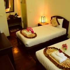 Отель Villa Chitchareune комната для гостей фото 5