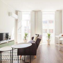 Отель Oportonow-bolhão 3* Улучшенные апартаменты с различными типами кроватей фото 14