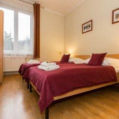 Отель Maly Krakow Aparthotel 3* Стандартный номер с различными типами кроватей