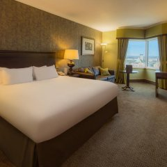 Отель Hilton Glasgow комната для гостей фото 9
