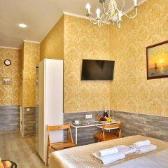 Мини-Отель Ария на Римского-Корсакова Студия с различными типами кроватей фото 32