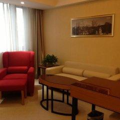 Отель Aurum International Hotel Xi'an Китай, Сиань - отзывы, цены и фото номеров - забронировать отель Aurum International Hotel Xi'an онлайн комната для гостей фото 4