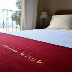 Perili Kosk Boutique Hotel Стандартный номер с различными типами кроватей фото 22
