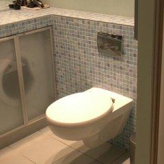 Апартаменты Dabrowskiego Apartment ванная фото 2
