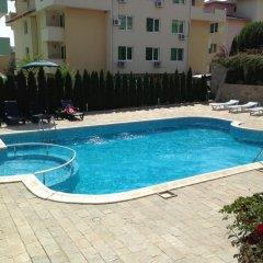 Hotel Diveda Свети Влас бассейн