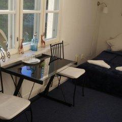 Aquamarine Pirita Hotel 3* Стандартный номер с разными типами кроватей фото 3