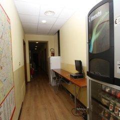 Hotel Brasil Milan Номер с общей ванной комнатой с различными типами кроватей (общая ванная комната) фото 3