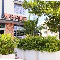 Отель Gale South Beach, Curio Collection by Hilton вид на фасад