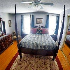 Отель Blue Gables Bed and Breakfast 3* Люкс с различными типами кроватей фото 3