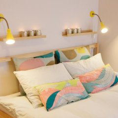 Хостел Дом Номер Эконом разные типы кроватей (общая ванная комната) фото 18