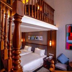 Отель Ramada Shanghai East 4* Люкс с различными типами кроватей фото 6