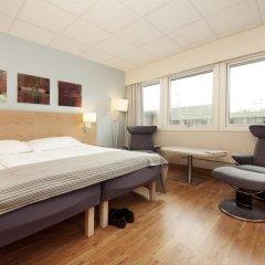 Отель Scandic Sjølyst 3* Стандартный номер с различными типами кроватей фото 7