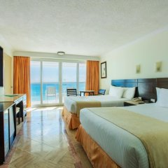 Отель Krystal Cancun Мексика, Канкун - 2 отзыва об отеле, цены и фото номеров - забронировать отель Krystal Cancun онлайн комната для гостей фото 10
