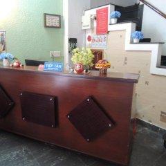 Hoang Van Hotel Хошимин интерьер отеля фото 3