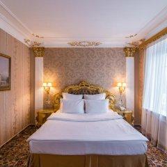 Hotel Petrovsky Prichal Luxury Hotel&SPA 5* Стандартный номер разные типы кроватей фото 3