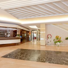 Hotel Parco интерьер отеля