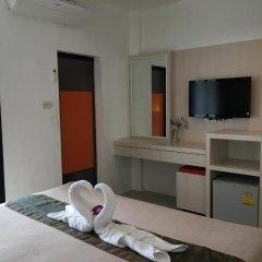 Phuthara Hostel Номер Делюкс с различными типами кроватей фото 9