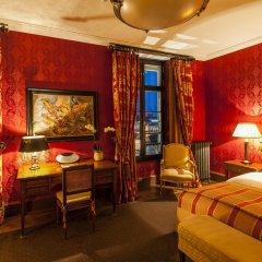 Grand Hotel Les Trois Rois 5* Полулюкс с различными типами кроватей фото 2