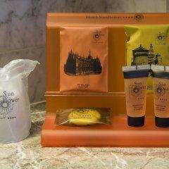 Отель Sunflower Италия, Милан - - забронировать отель Sunflower, цены и фото номеров ванная фото 2