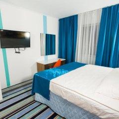 Мини-Отель Global Sky Стандартный номер с различными типами кроватей фото 25