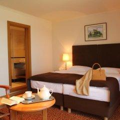 Hotel Zamek Bobolice комната для гостей фото 5
