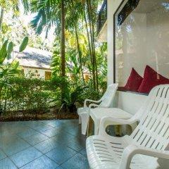 Отель Nai Yang Beach Resort & Spa 4* Номер Делюкс с двуспальной кроватью фото 12