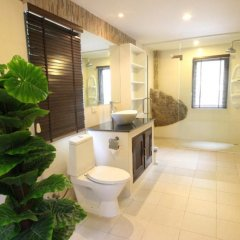 Отель Villa Sea View Таиланд, Самуи - отзывы, цены и фото номеров - забронировать отель Villa Sea View онлайн ванная