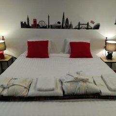 Отель Bed & Breakfast Iles Sont D'ailleurs комната для гостей фото 4