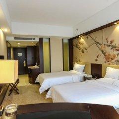 Guangdong Yingbin Hotel 4* Стандартный номер с 2 отдельными кроватями
