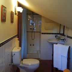 Отель Posada Las Garzas Испания, Сантония - отзывы, цены и фото номеров - забронировать отель Posada Las Garzas онлайн ванная фото 2