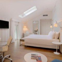 Отель NH Genova Centro 4* Стандартный номер с различными типами кроватей фото 2