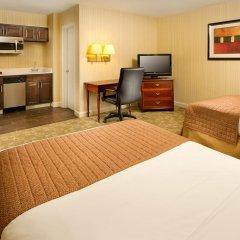 Отель The American Inn of Bethesda комната для гостей