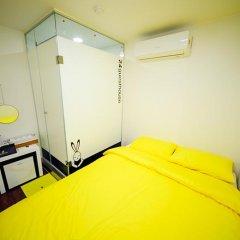 Отель 24 Guesthouse Seoul City Hall 2* Стандартный номер с различными типами кроватей фото 6