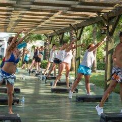 Отель Crystal Flora Beach Resort – All Inclusive фитнесс-зал