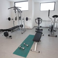 Отель Laplandia Пампорово фитнесс-зал