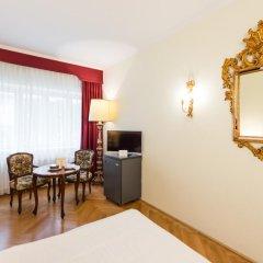 Hotel Royal 4* Стандартный номер с разными типами кроватей фото 5