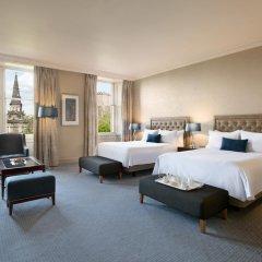 Отель Waldorf Astoria Edinburgh - The Caledonian комната для гостей фото 3