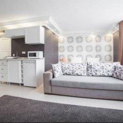 Отель Defne Suites Люкс с различными типами кроватей фото 44