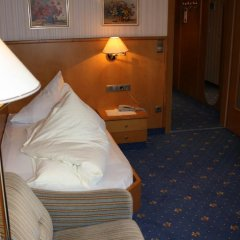 Hotel Zebru Стельвио комната для гостей фото 4