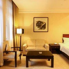 Guangdong Yingbin Hotel 4* Стандартный номер с различными типами кроватей фото 5